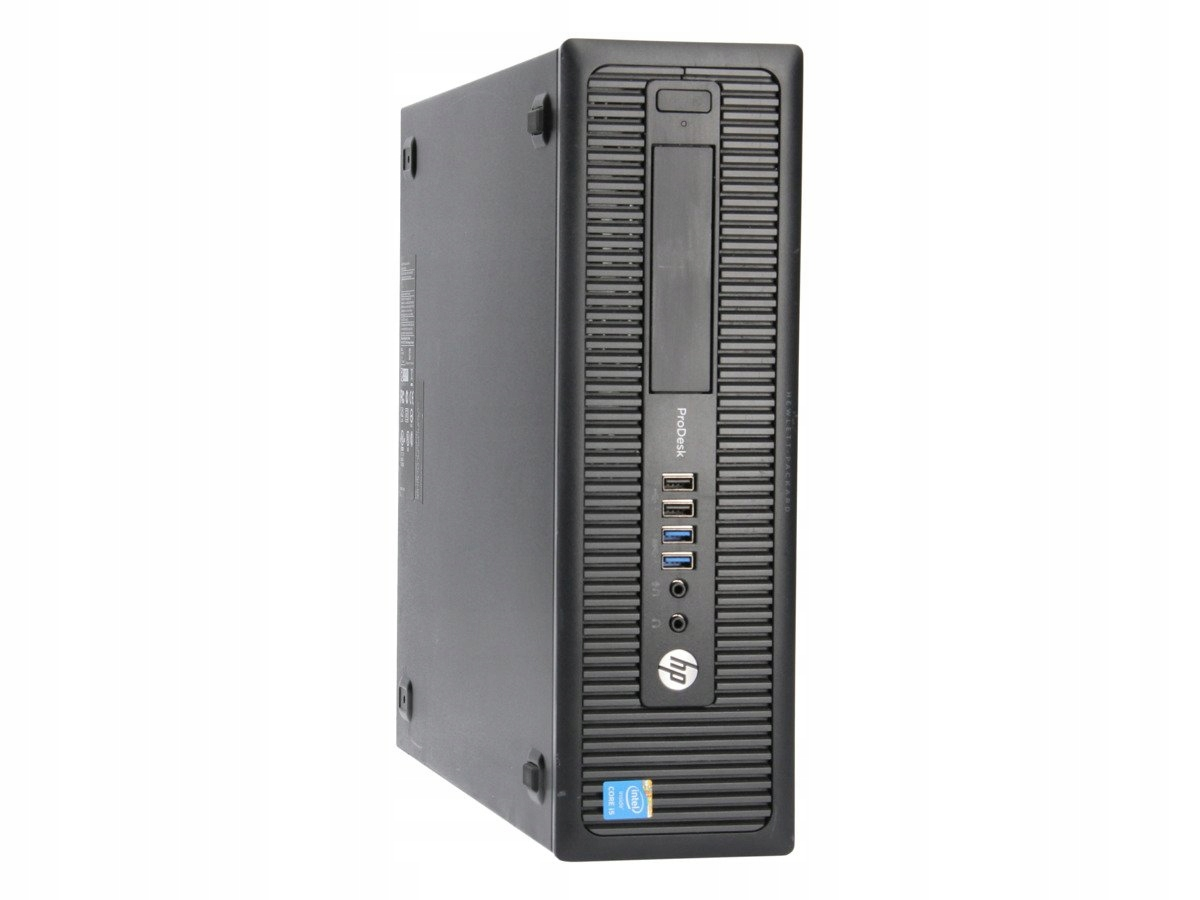 HP ProDesk 600 G1 SFF, Intel Core i7 4-е поколение